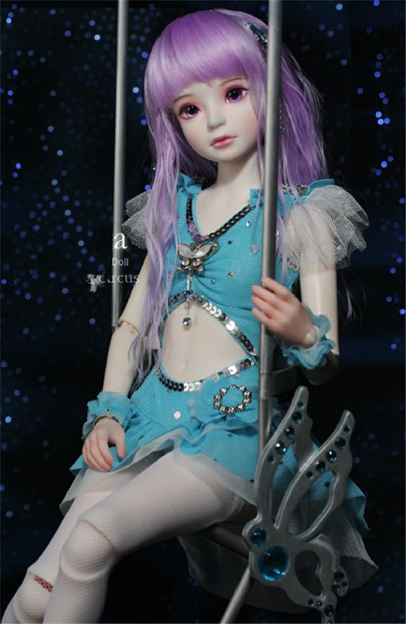 ドール本体 Tatiana Trapeze BJD人形 SD人形 1/4製品図5