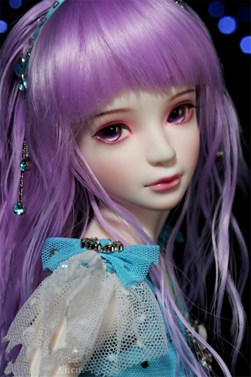 ドール本体 Tatiana Trapeze BJD人形 SD人形 1/4製品図1