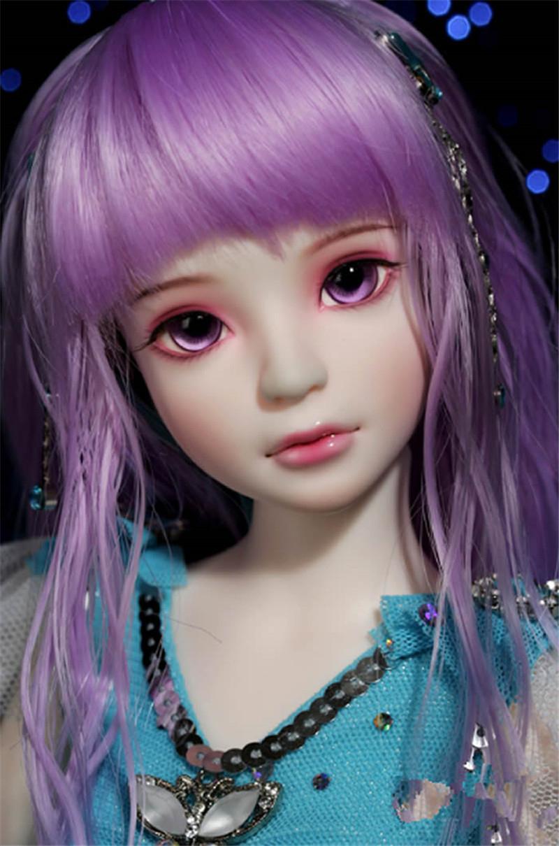 ドール本体 Tatiana Trapeze BJD人形 SD人形 1/4製品図2