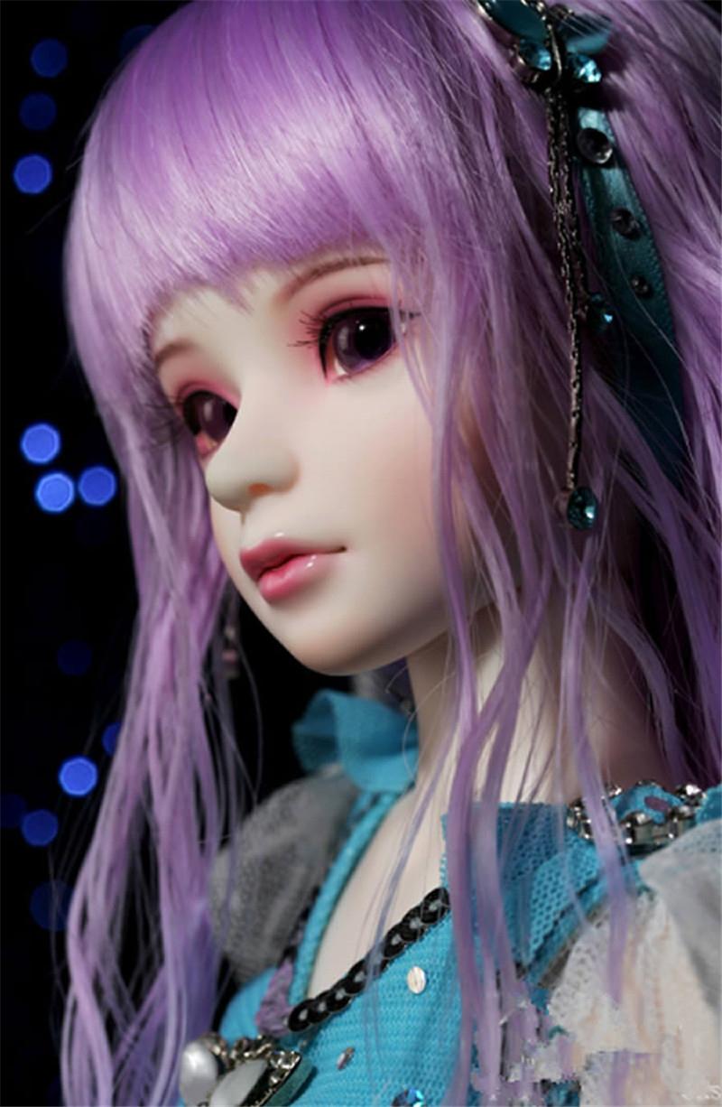ドール本体 Tatiana Trapeze BJD人形 SD人形 1/4製品図3