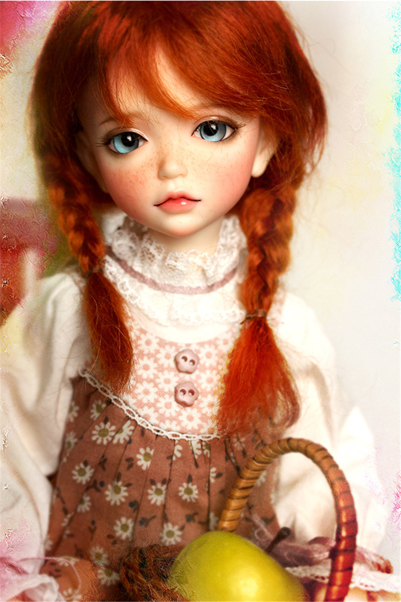 ドール本体 Lonnie BJD人形 SD人形 1/6製品図1