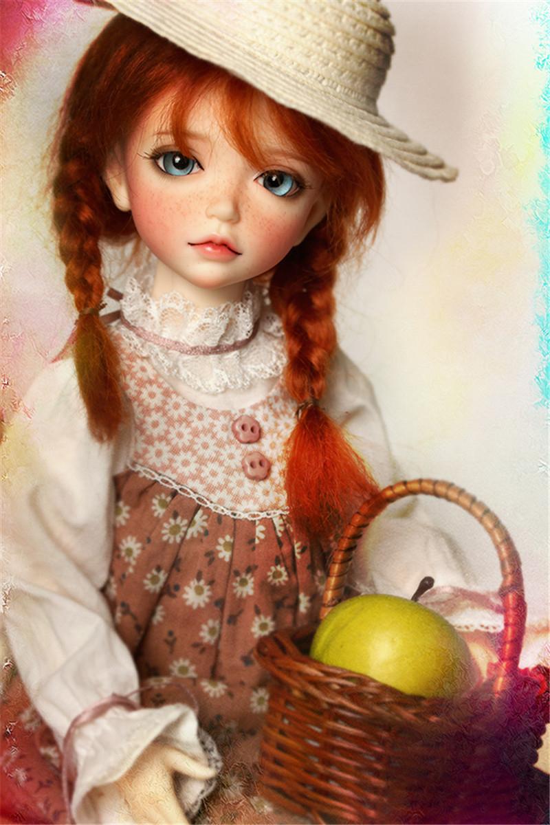 ドール本体 Lonnie BJD人形 SD人形 1/6製品図4