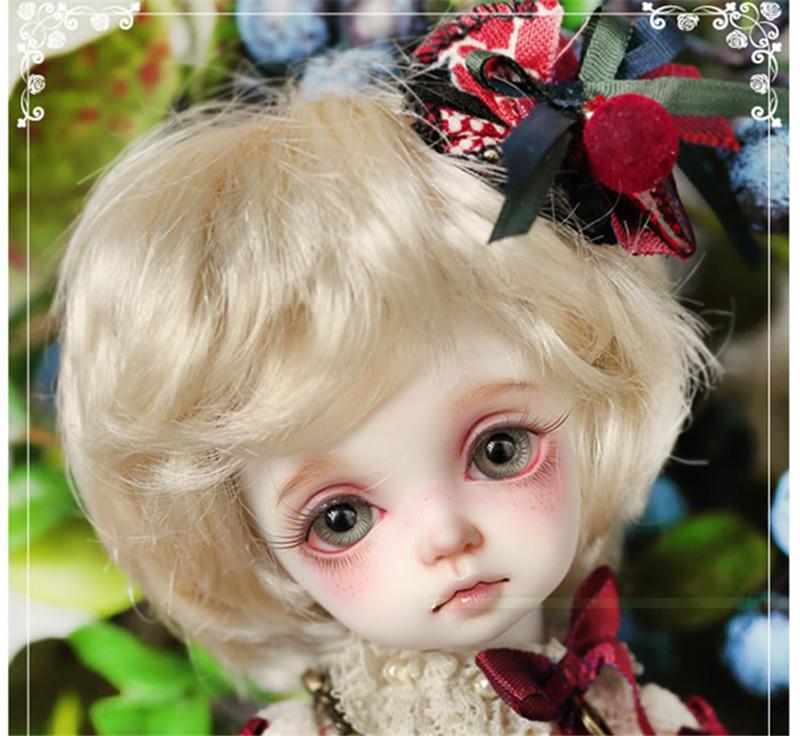 ドール本体 Miu Monday's Child BJD人形 SD人形 1/8製品図1