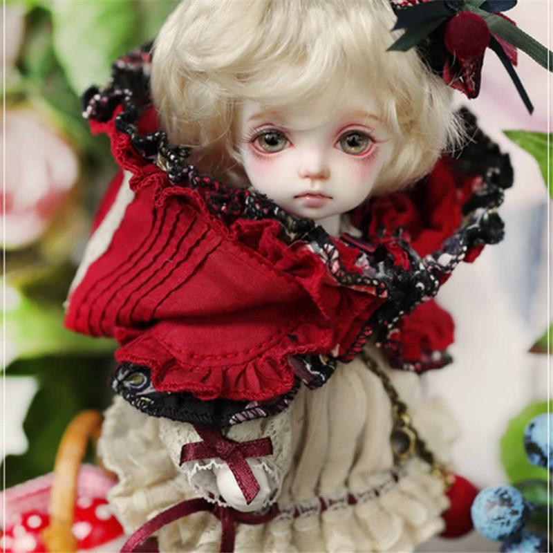 ドール本体 Miu Monday's Child BJD人形 SD人形 1/8製品図2