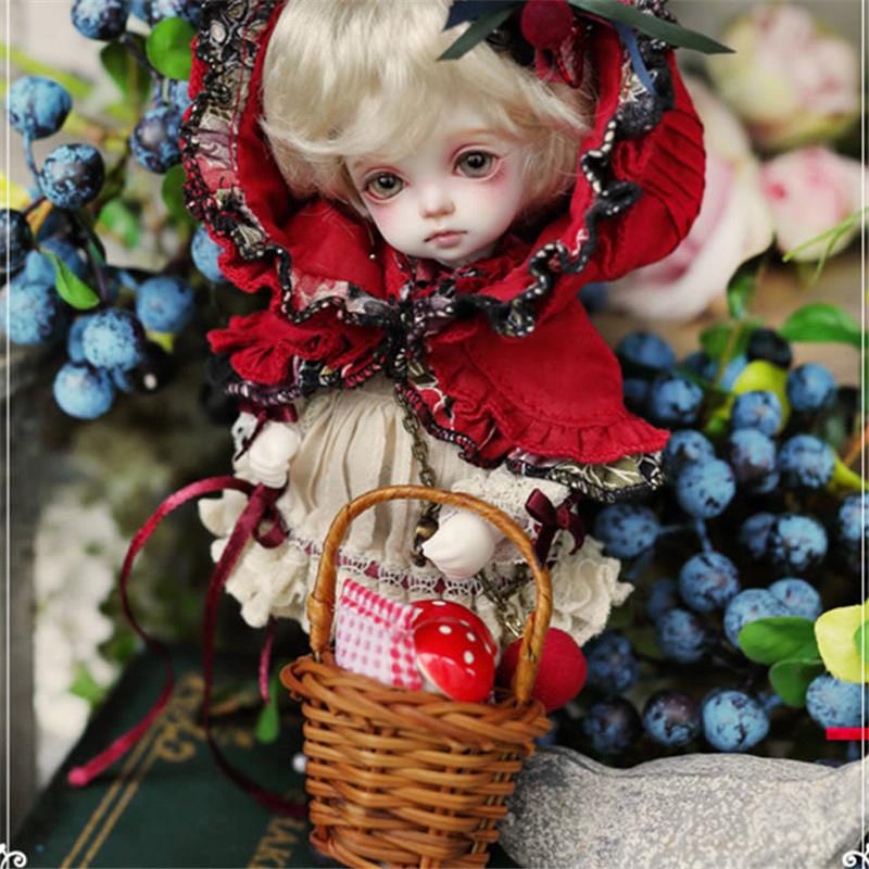 ドール本体 Miu Monday's Child BJD人形 SD人形 1/8製品図3