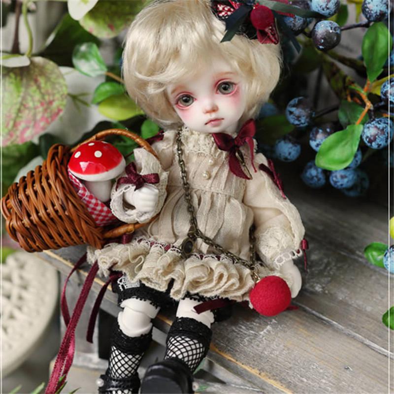 ドール本体 Miu Monday's Child BJD人形 SD人形 1/8製品図4