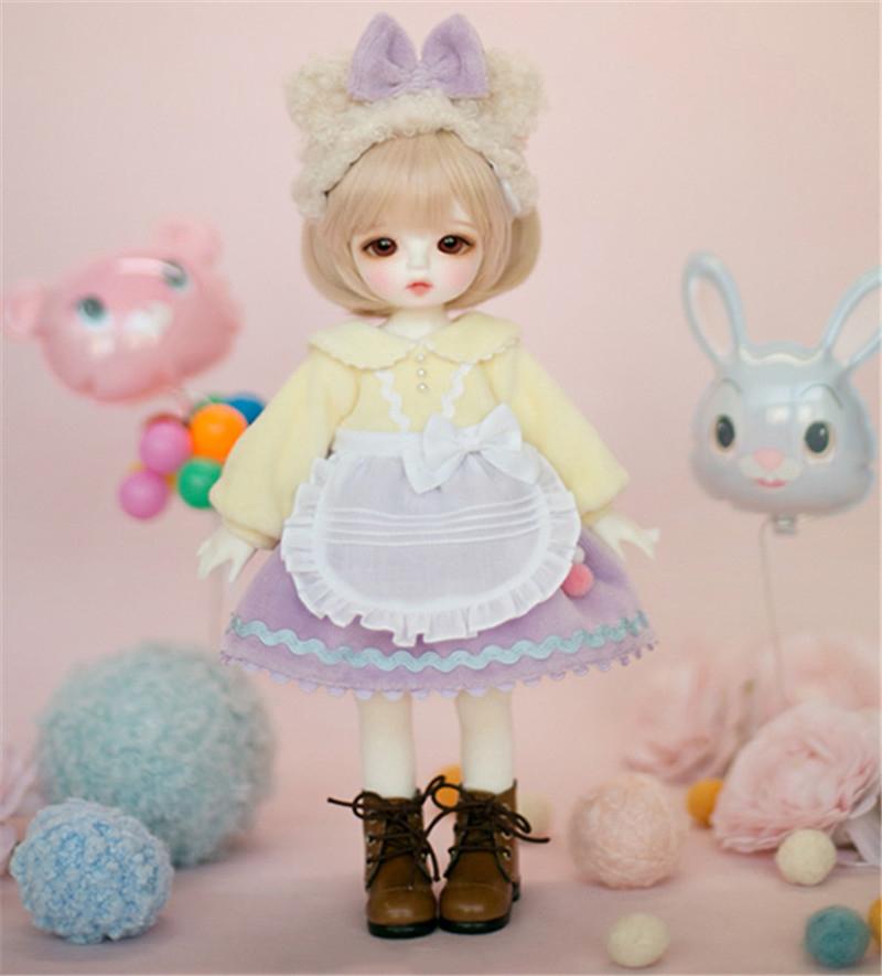 ドール本体 Lina Limited BJD人形 SD人形 1/6製品図6