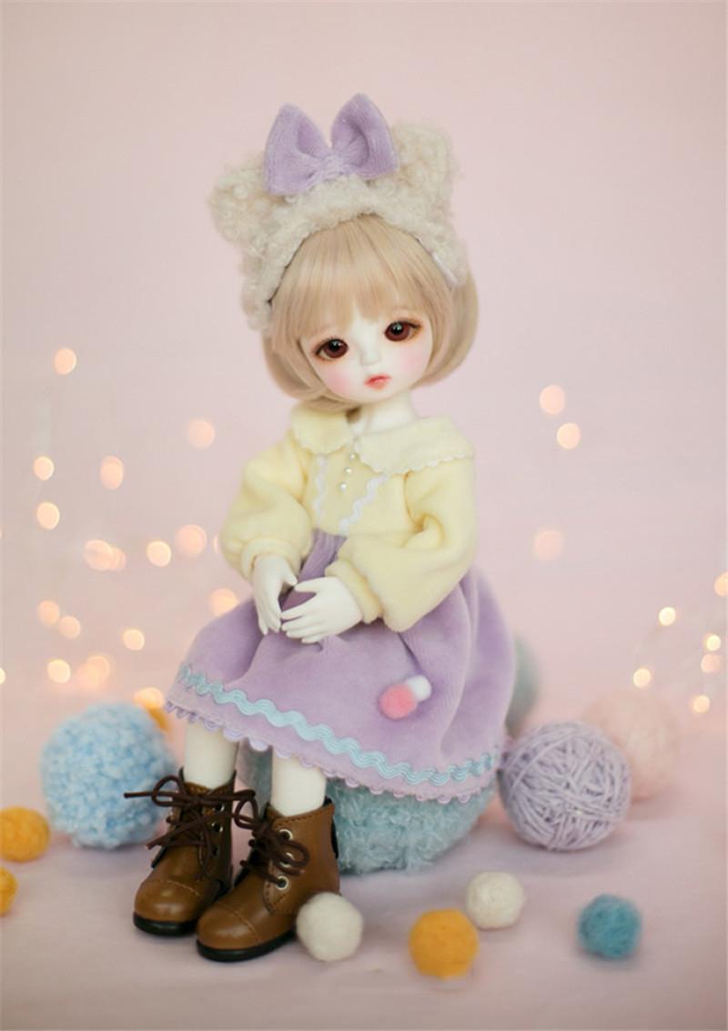 ドール本体 Lina Limited BJD人形 SD人形 1/6製品図7