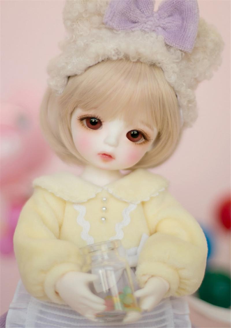 ドール本体 Lina Limited BJD人形 SD人形 1/6製品図3