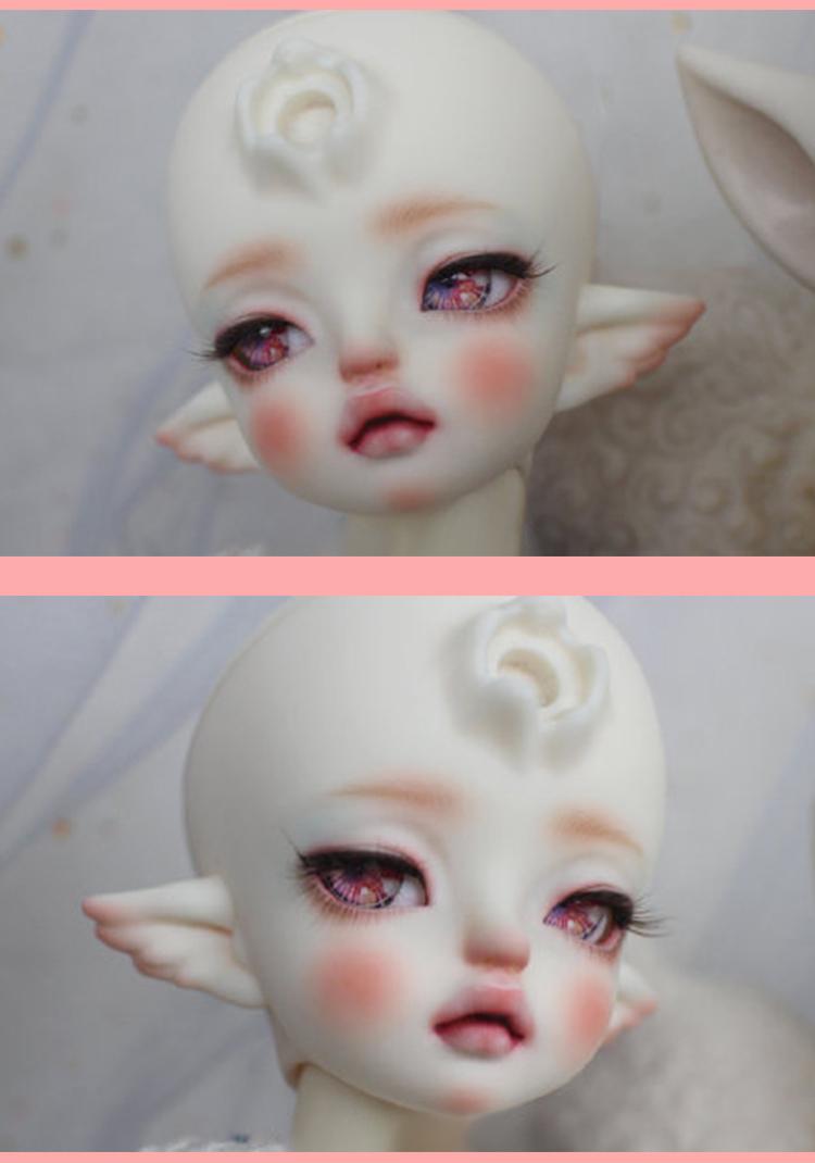 ドール本体 ISHA 麒麟 特体 BJD人形 SD人形 1/6 サイズ 人形ボディ製品図2