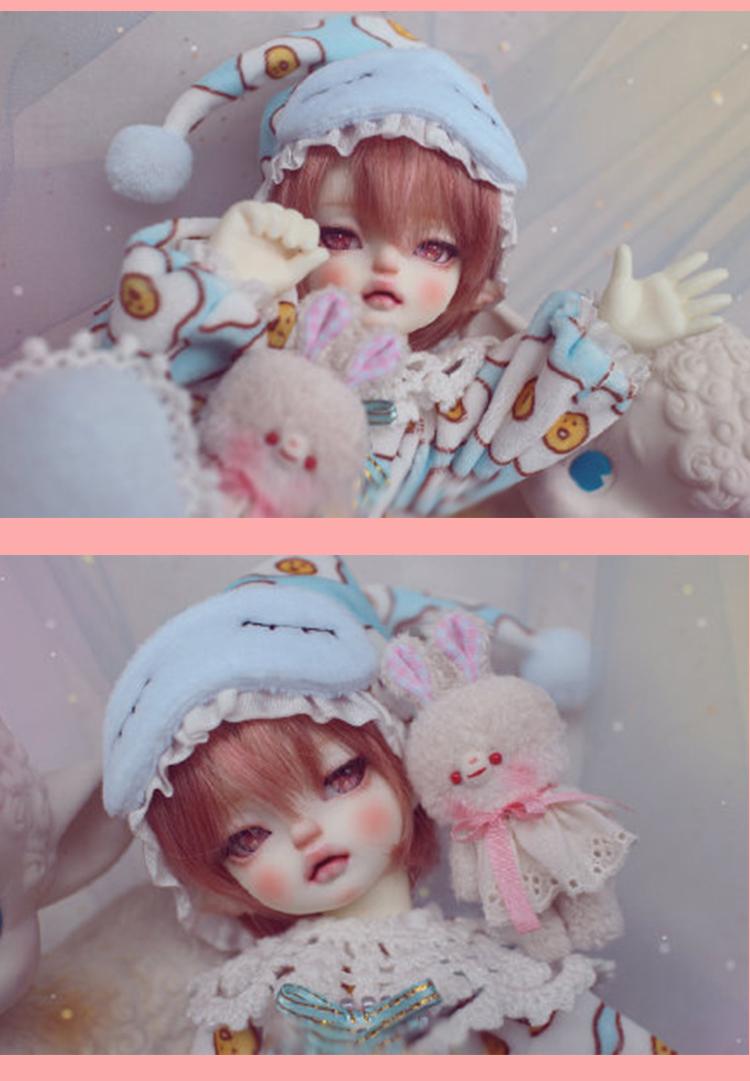 ドール本体 ISHA 麒麟 特体 BJD人形 SD人形 1/6 サイズ 人形ボディ製品図3