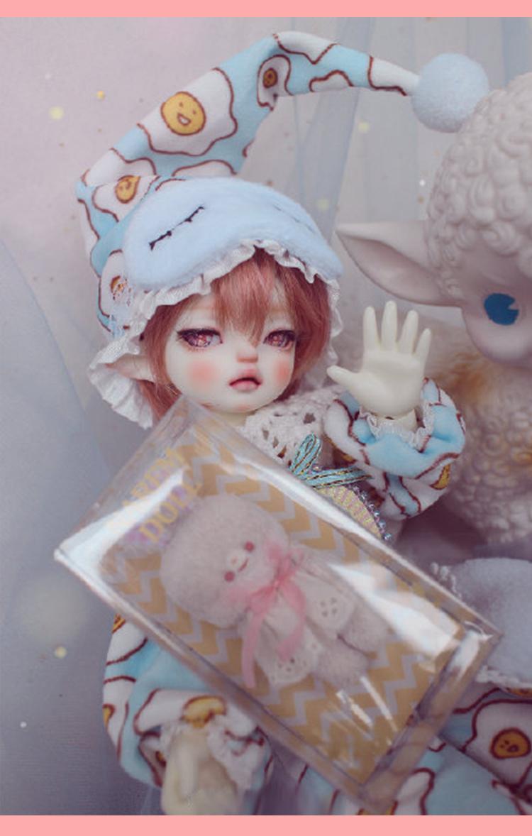 ドール本体 ISHA 麒麟 特体 BJD人形 SD人形 1/6 サイズ 人形ボディ製品図4