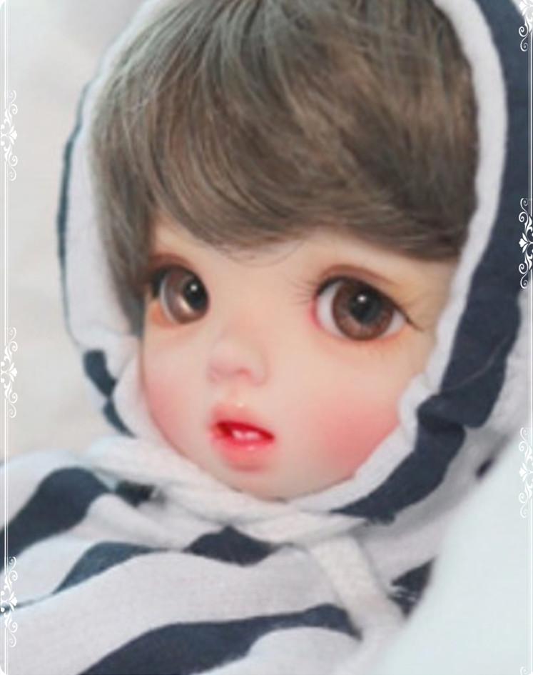ドール本体 KINO NP BJD人形 SD人形 1/6サイズ 人形ボディ製品図5