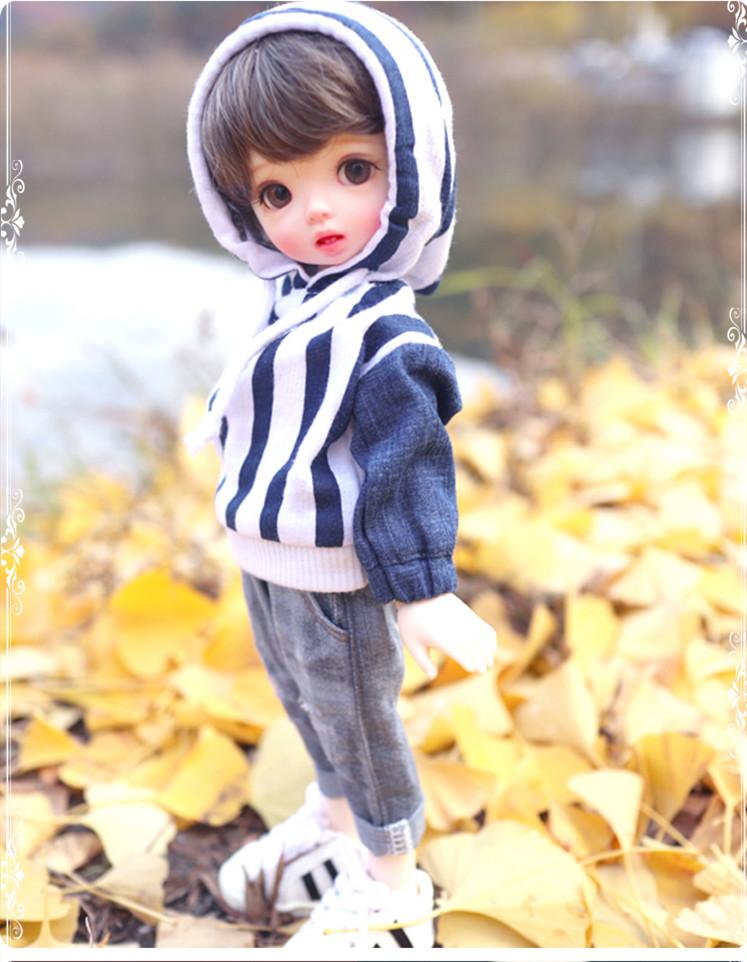 ドール本体 KINO NP BJD人形 SD人形 1/6サイズ 人形ボディ製品図6