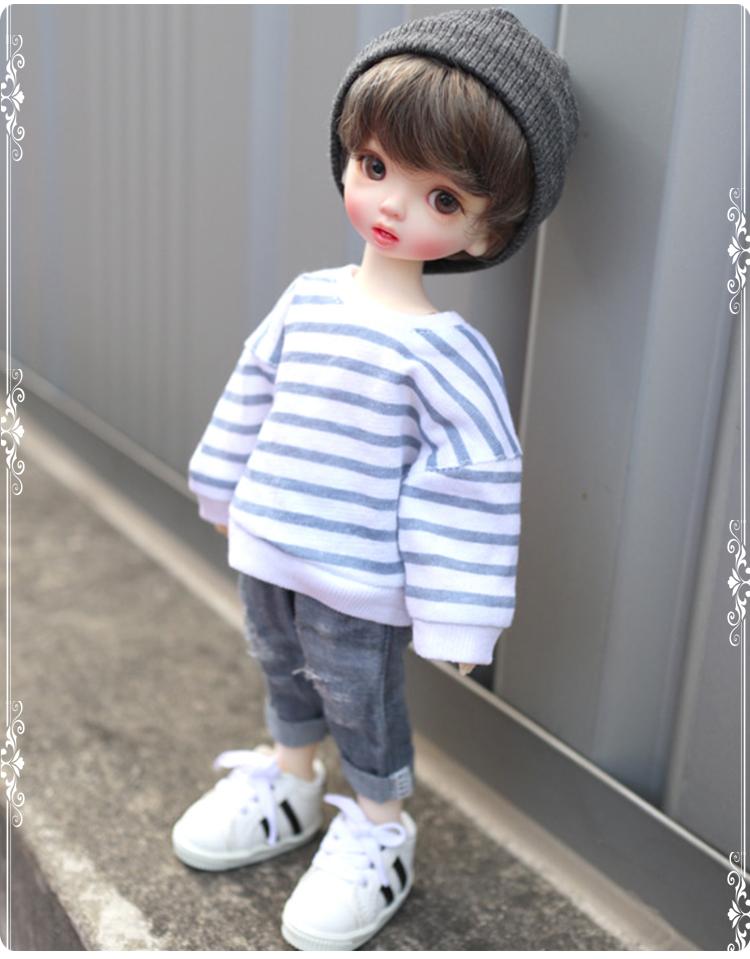 ドール本体 KINO NP BJD人形 SD人形 1/6サイズ 人形ボディ製品図2