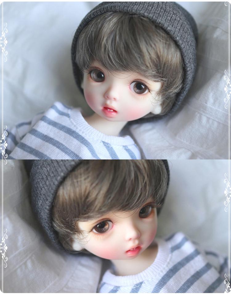 ドール本体 KINO NP BJD人形 SD人形 1/6サイズ 人形ボディ製品図3