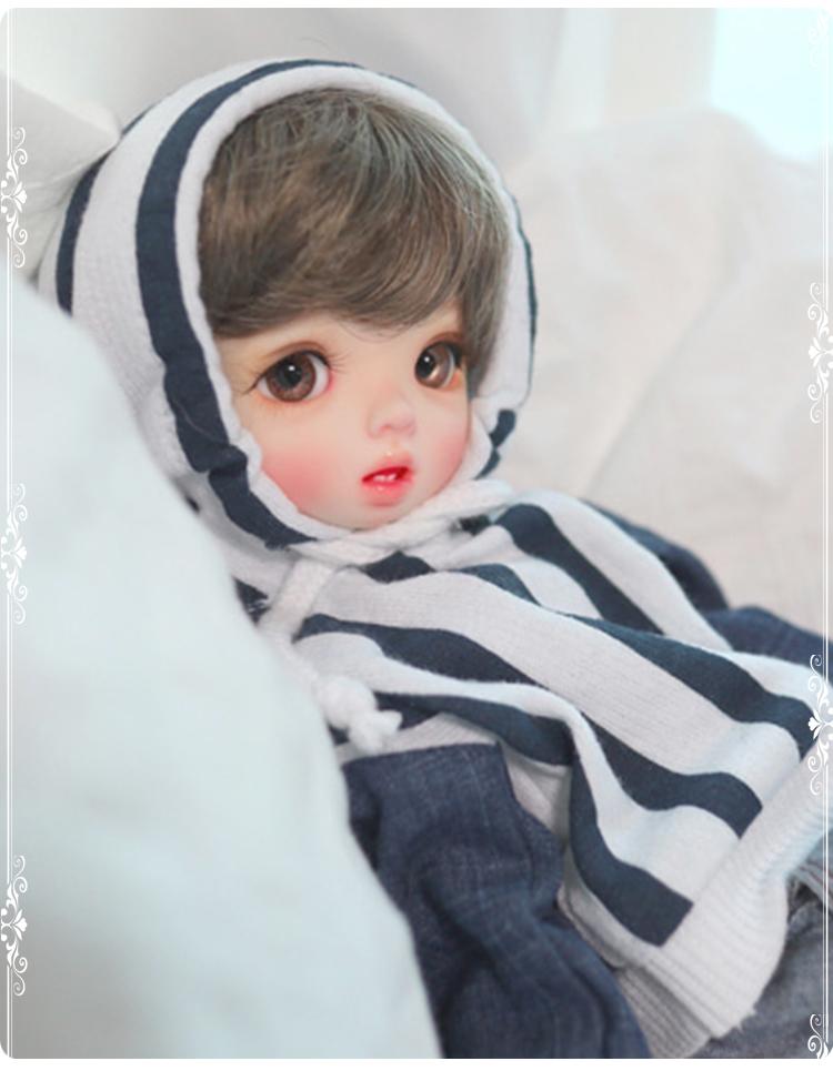 ドール本体 KINO NP BJD人形 SD人形 1/6サイズ 人形ボディ製品図4