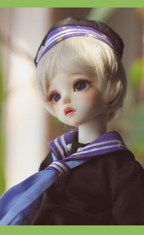 ドール本体 Shale 小天马 男の子 BJD人形 SD人形 1/4サイズ 人形ボディ製品図5
