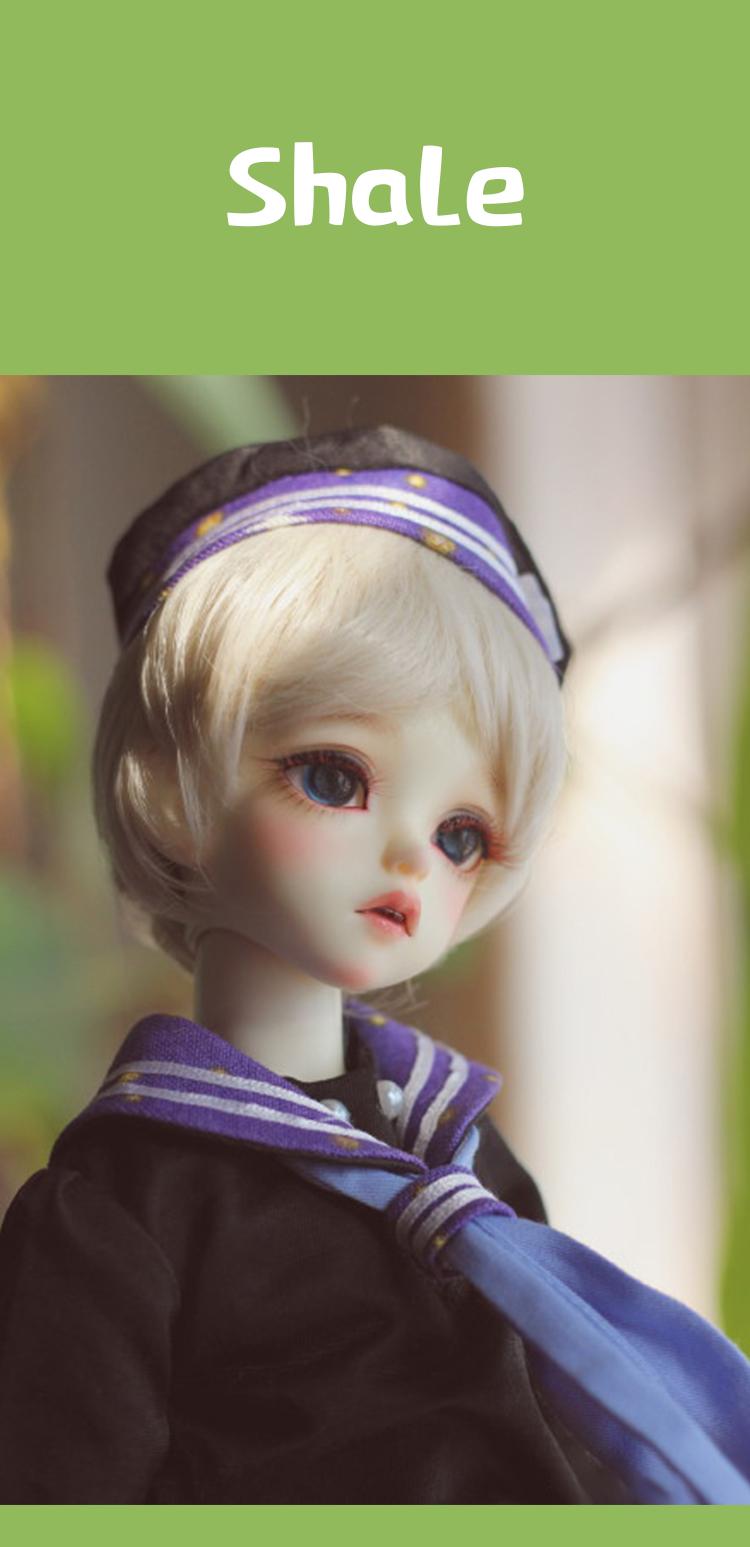 ドール本体 Shale 小天马 男の子 BJD人形 SD人形 1/4サイズ 人形ボディ製品図1