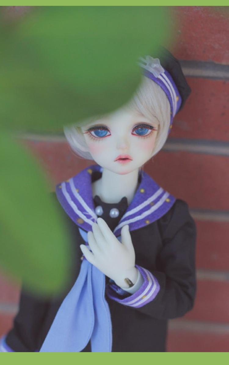 ドール本体 Shale 小天马 男の子 BJD人形 SD人形 1/4サイズ 人形ボディ製品図2