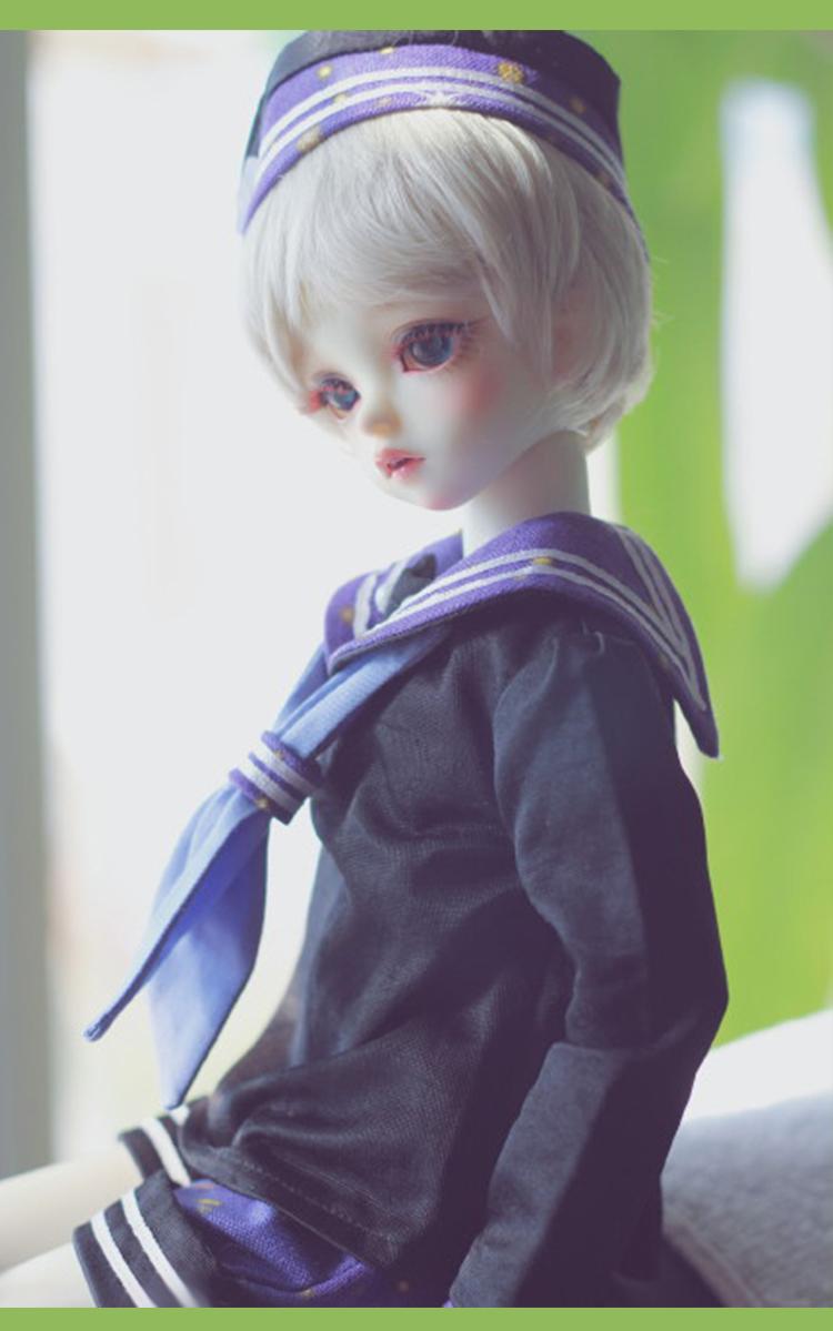 ドール本体 Shale 小天马 男の子 BJD人形 SD人形 1/4サイズ 人形ボディ製品図3