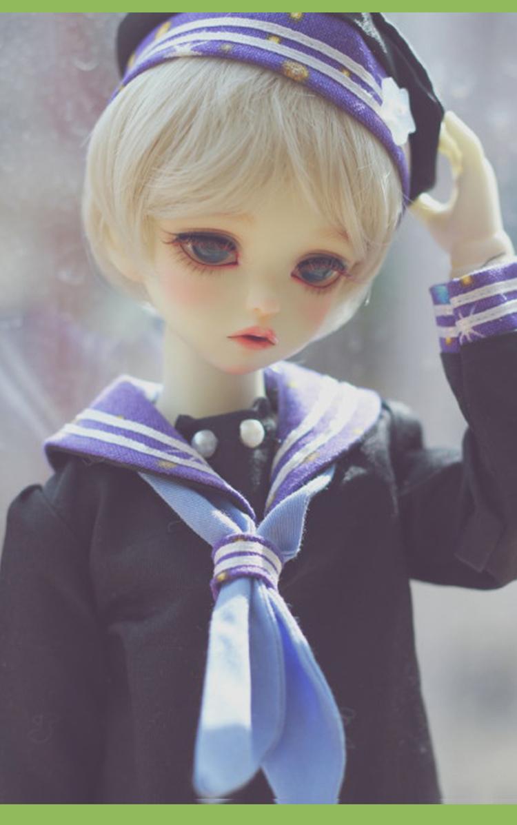 ドール本体 Shale 小天马 男の子 BJD人形 SD人形 1/4サイズ 人形ボディ製品図4