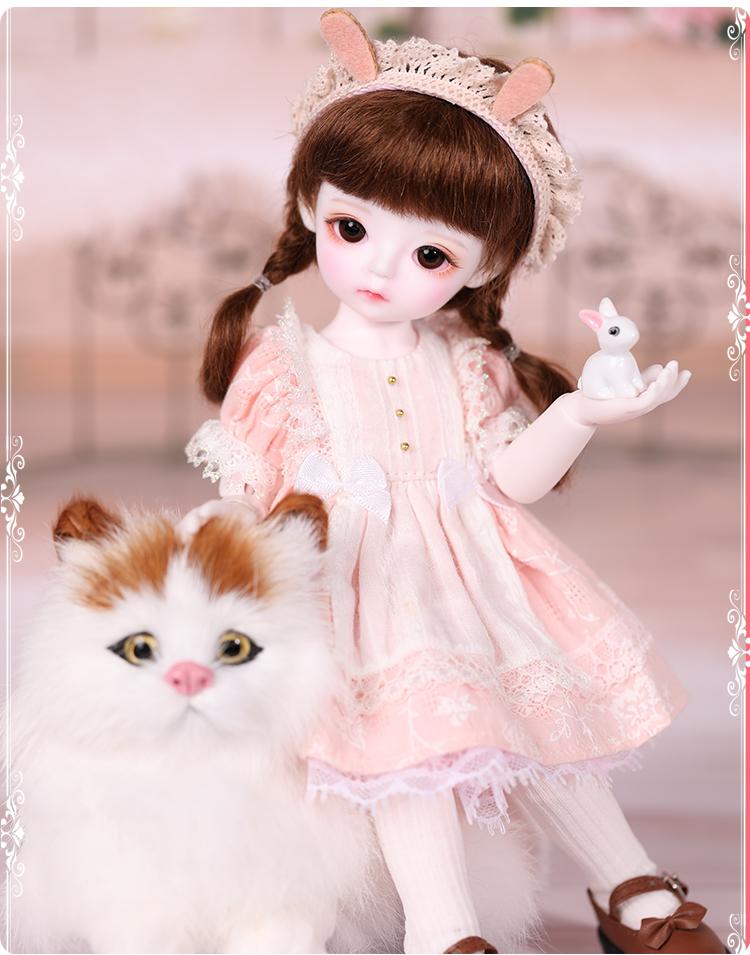 ドール本体 Cream 女の子 BJD人形 SD人形 1/6サイズ 人形ボディ製品図5