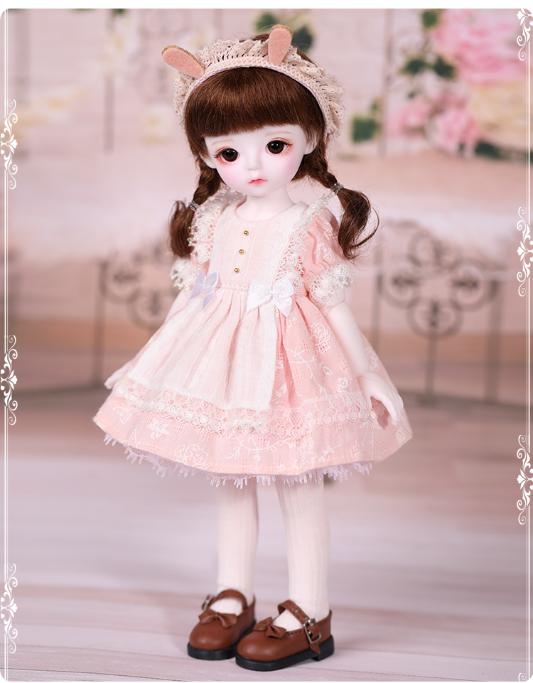 ドール本体 Cream 女の子 BJD人形 SD人形 1/6サイズ 人形ボディ製品図1