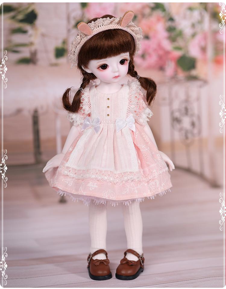 ドール本体 Cream 女の子 BJD人形 SD人形 1/6サイズ 人形ボディ製品図2