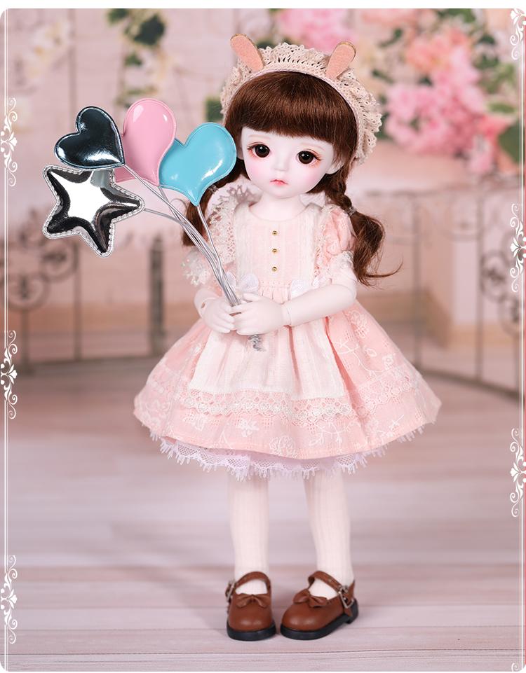 ドール本体 Cream 女の子 BJD人形 SD人形 1/6サイズ 人形ボディ製品図4