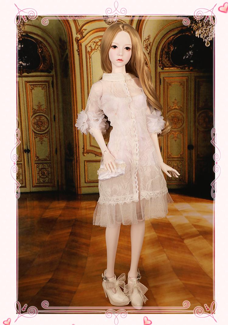 ドール本体 SOO 大女 BJD人形 SD人形 1/3サイズ 人形ボディ製品図5