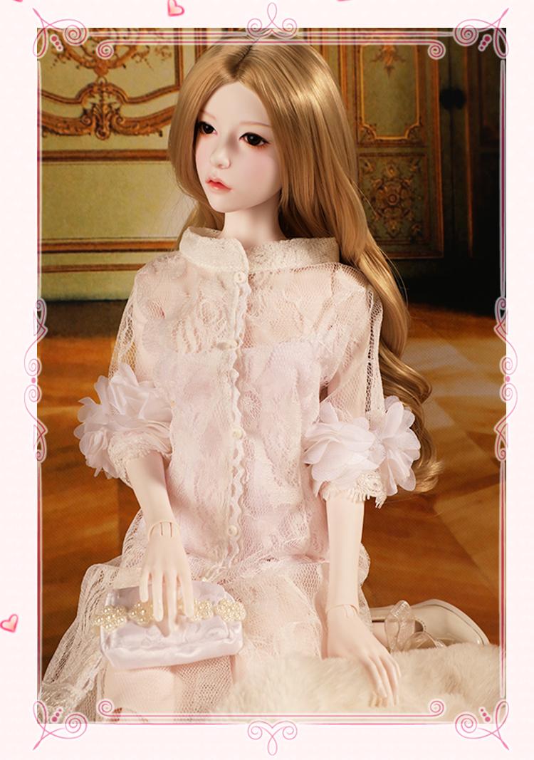 ドール本体 SOO 大女 BJD人形 SD人形 1/3サイズ 人形ボディ製品図6