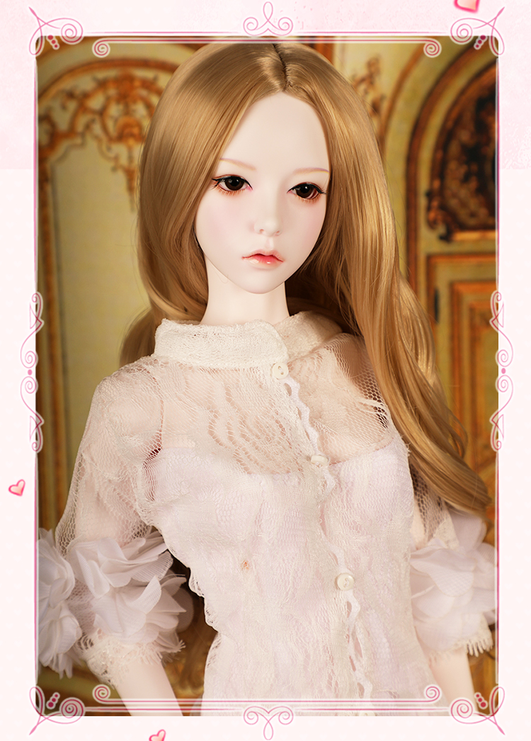ドール本体 SOO 大女 BJD人形 SD人形 1/3サイズ 人形ボディ製品図1