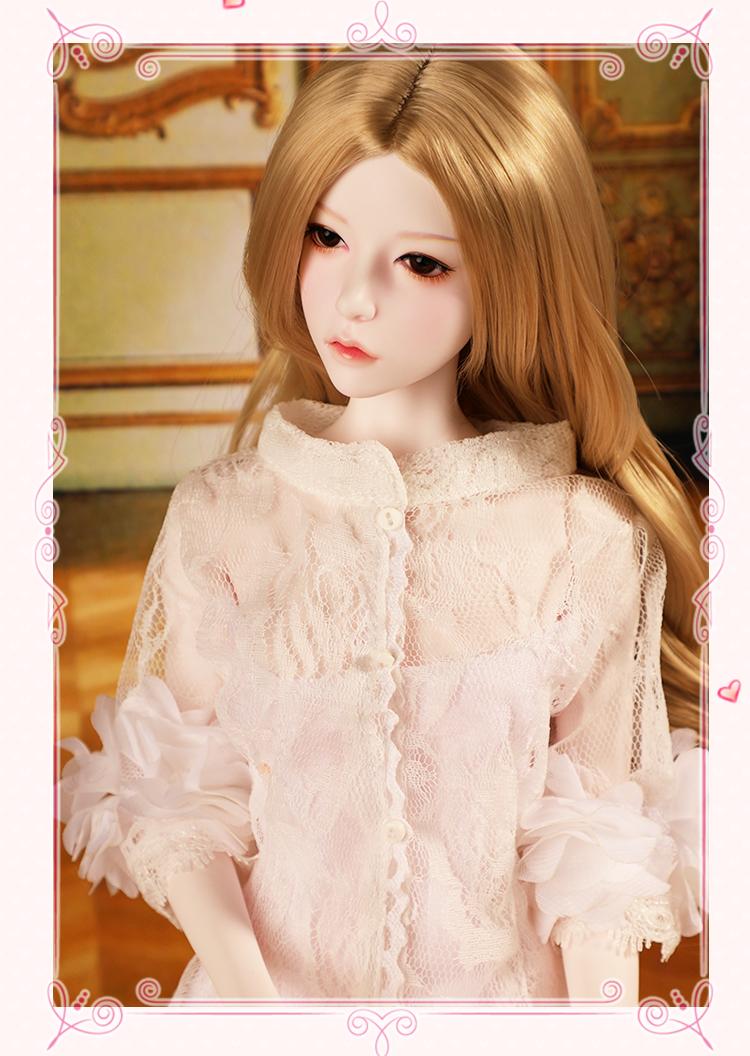 ドール本体 SOO 大女 BJD人形 SD人形 1/3サイズ 人形ボディ製品図4