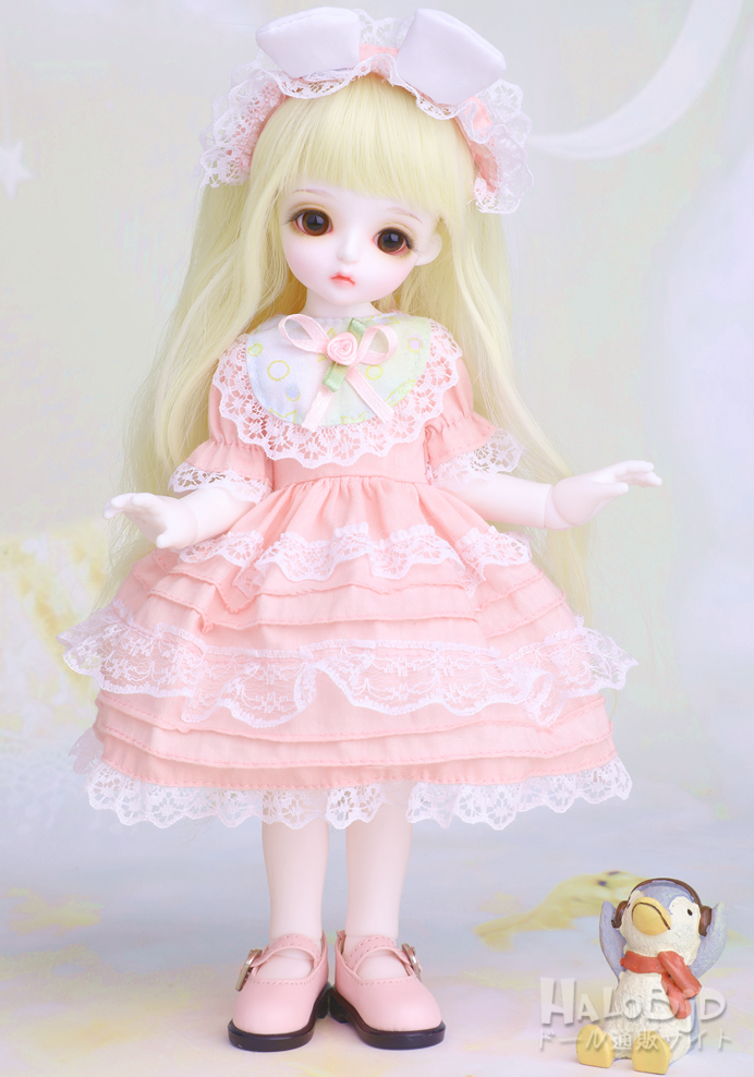 ドール本体 baby miu BJD人形 SD人形 女の子 1/6サイズ人形ボディ製品図5
