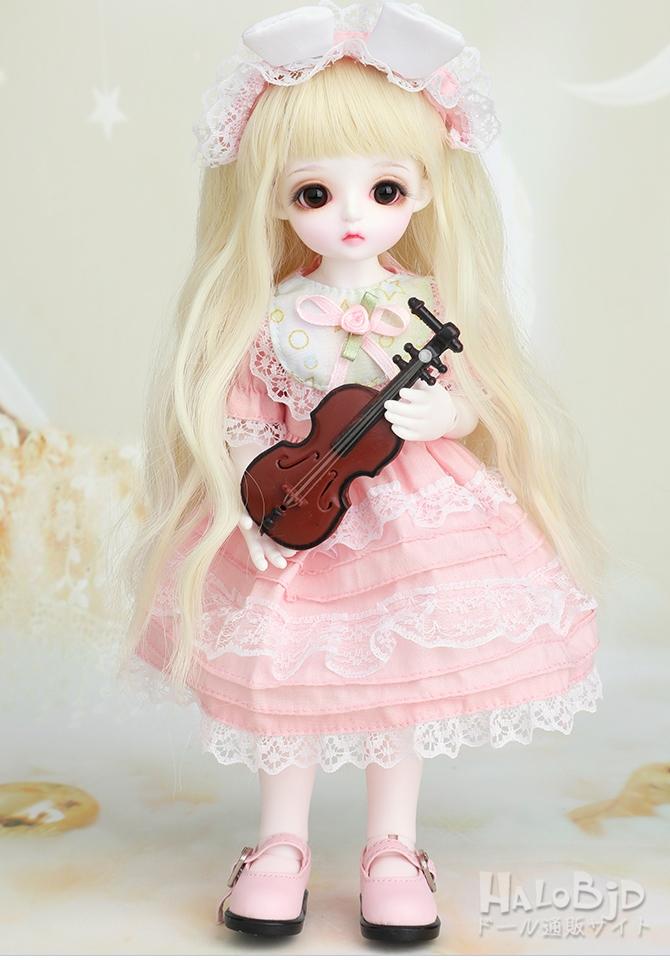 ドール本体 baby miu BJD人形 SD人形 女の子 1/6サイズ人形ボディ製品図6