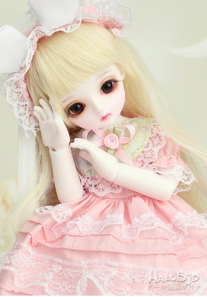 ドール本体 baby miu BJD人形 SD人形 女の子 1/6サイズ人形ボディ製品図2