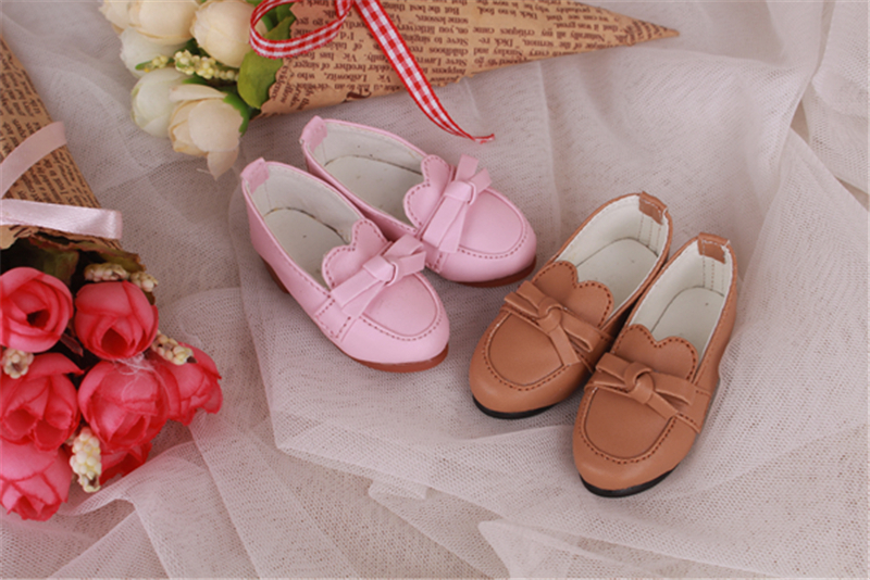 Bjd靴 ドール靴 蝶結びモカシン 人形靴 1/4 単独で購入できない製品図3