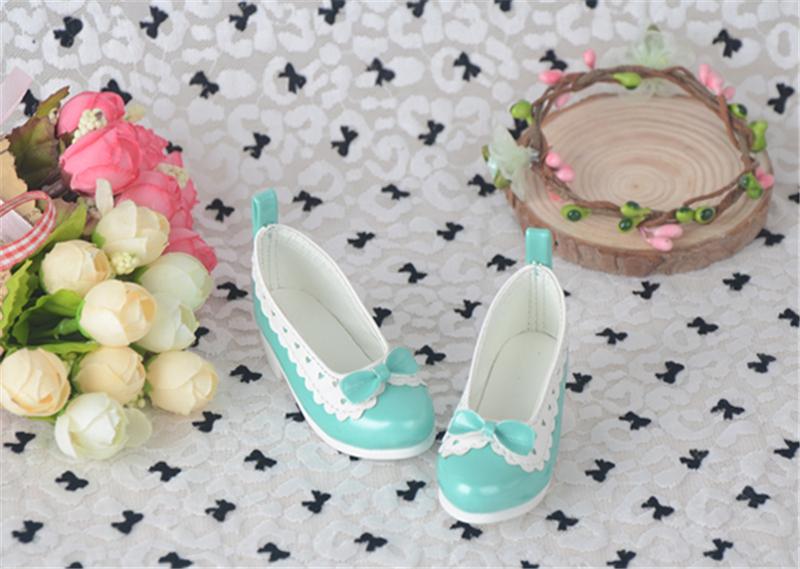 Bjd靴 ドール靴 蝶結び ロリータ 人形靴 1/3 1/4 単独で購入できない製品図5