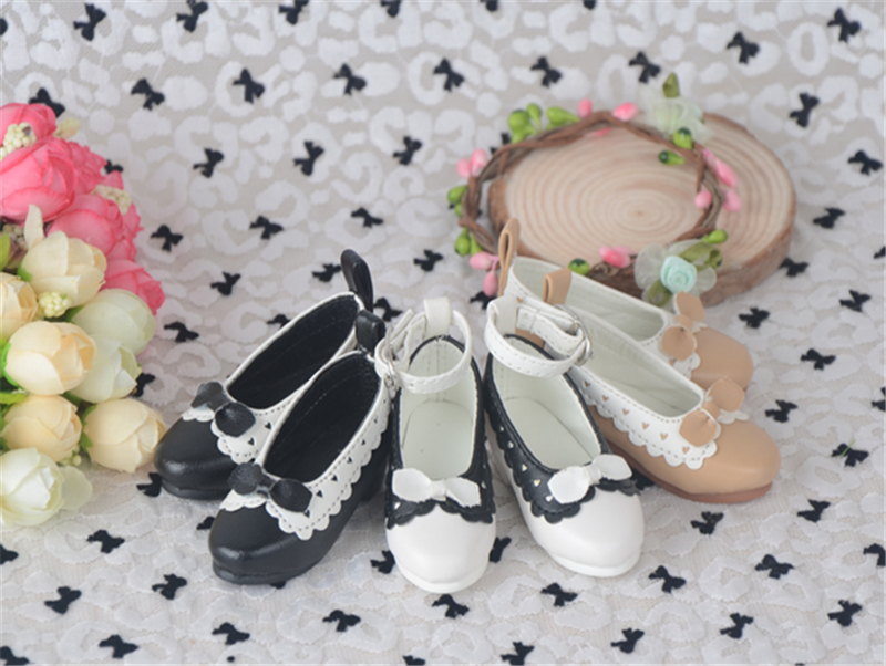 Bjd靴 ドール靴 蝶結び ロリータ 人形靴 1/3 1/4 単独で購入できない製品図6