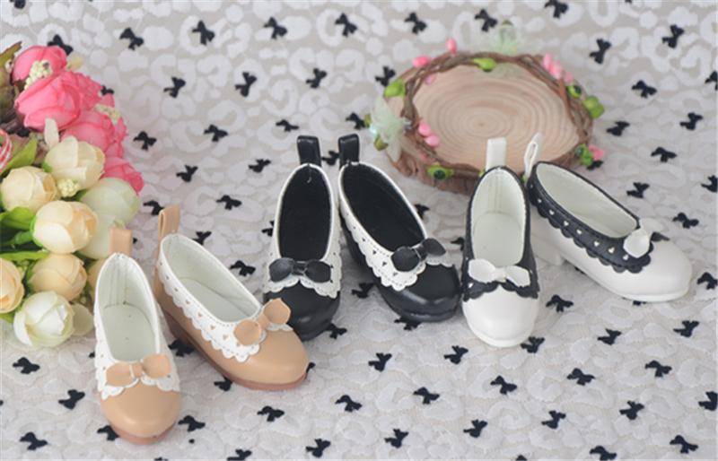 Bjd靴 ドール靴 蝶結び ロリータ 人形靴 1/3 1/4 単独で購入できない製品図7