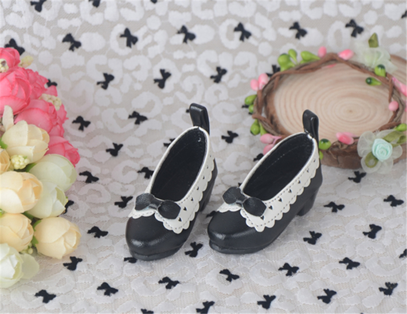 Bjd靴 ドール靴 蝶結び ロリータ 人形靴 1/3 1/4 単独で購入できない製品図2