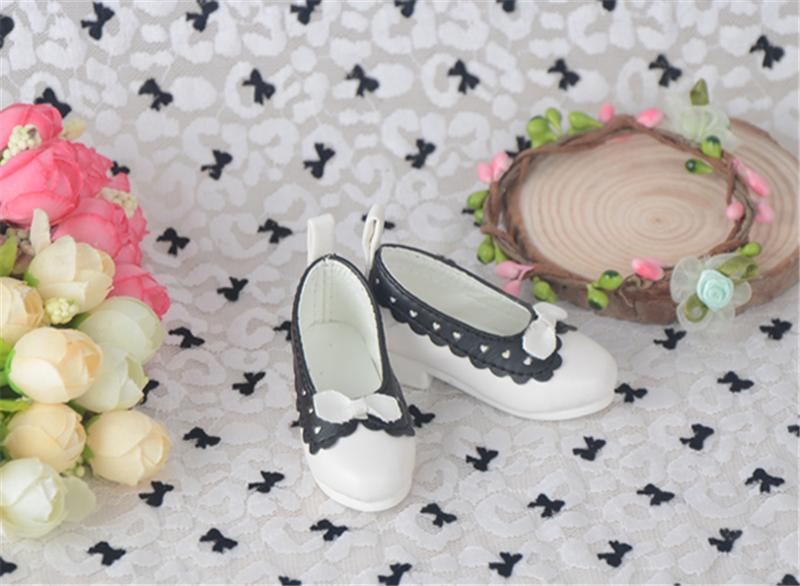 Bjd靴 ドール靴 蝶結び ロリータ 人形靴 1/3 1/4 単独で購入できない製品図3