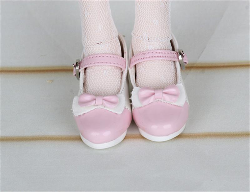 Bjd靴 ドール靴 蝶結び靴 人形靴 1/3 単独で購入できない製品図2