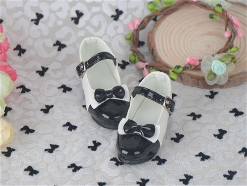 Bjd靴 ドール靴 蝶結び靴 人形靴 1/3 単独で購入できない製品図3