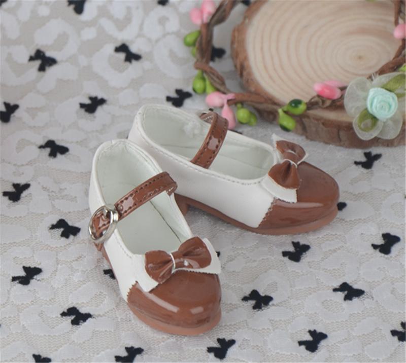 Bjd靴 ドール靴 蝶結び靴 人形靴 1/3 単独で購入できない製品図4
