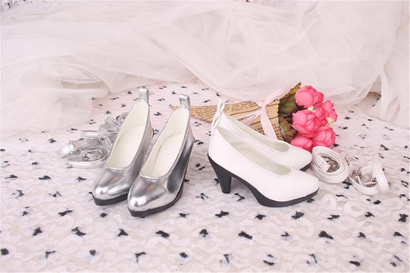 Bjd靴 ドール靴 尖頭ハイヒール 人形靴 1/3 単独で購入できない製品図1