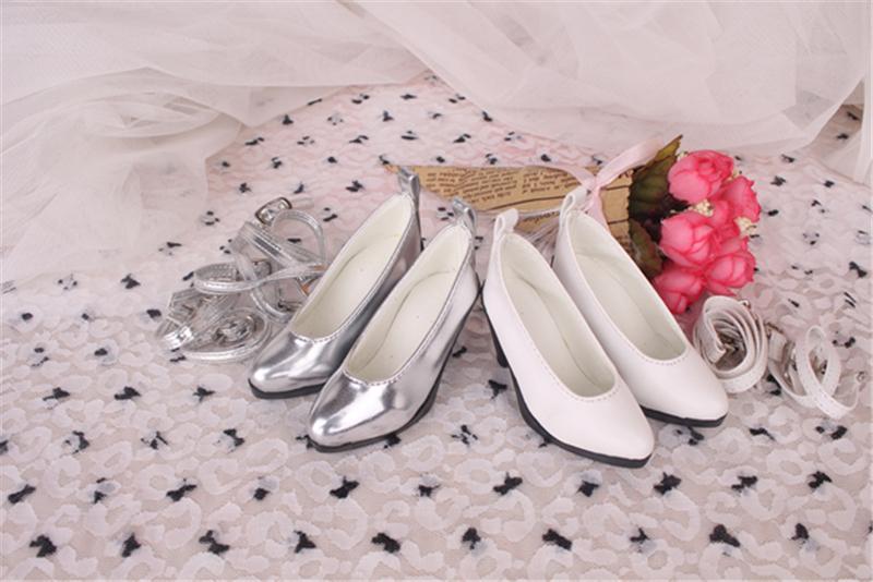 Bjd靴 ドール靴 尖頭ハイヒール 人形靴 1/3 単独で購入できない製品図2