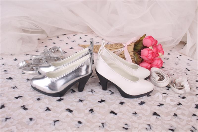 Bjd靴 ドール靴 尖頭ハイヒール 人形靴 1/3 単独で購入できない製品図3