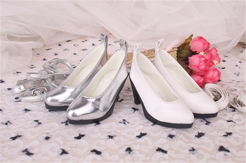 Bjd靴 ドール靴 尖頭ハイヒール 人形靴 1/3 単独で購入できない製品図4
